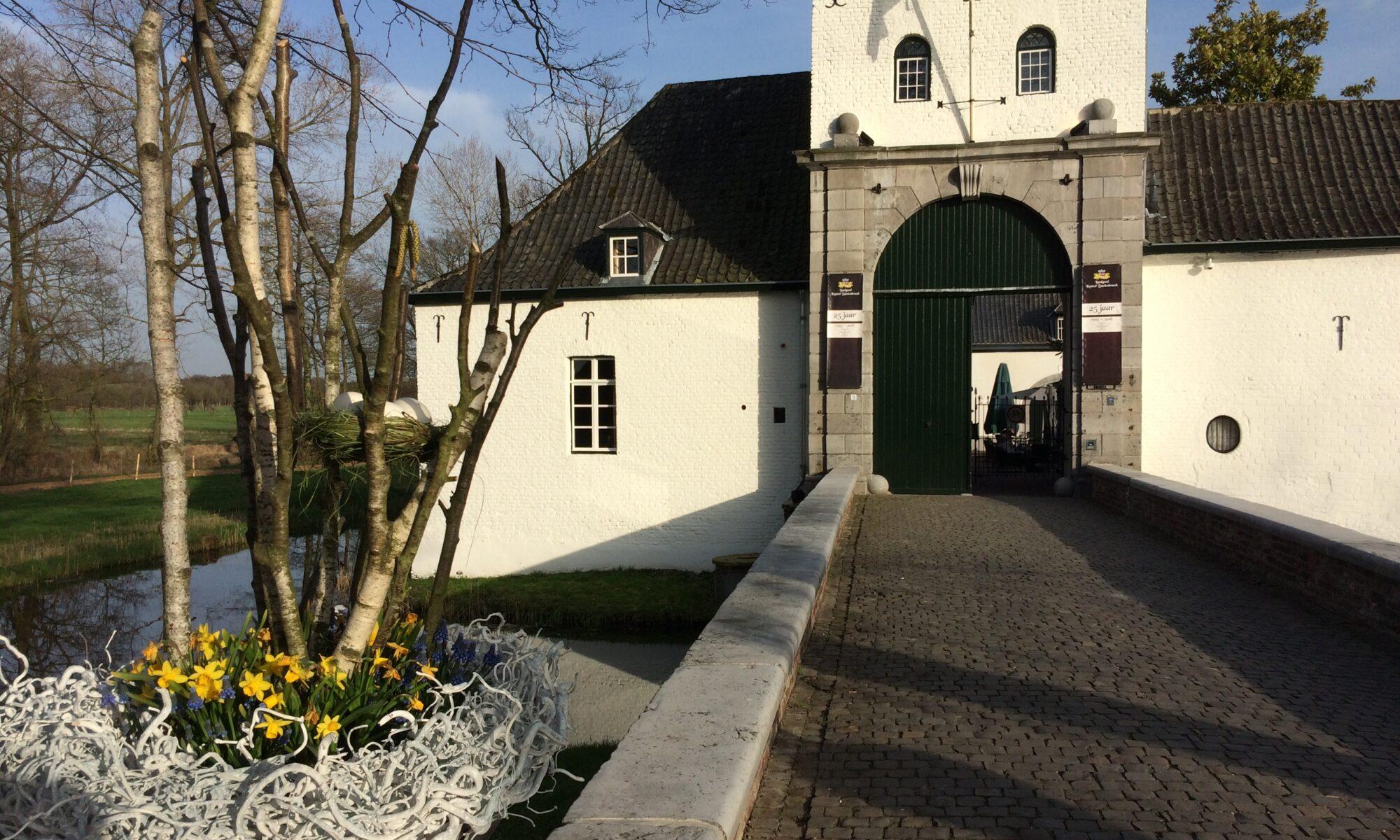 Wandelen bij vakantiehuis Heitse